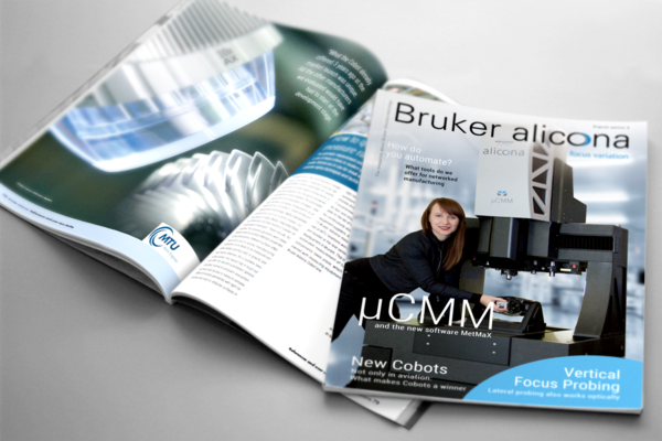 Bruker Alicona FOCUSVariation Magazine 2020