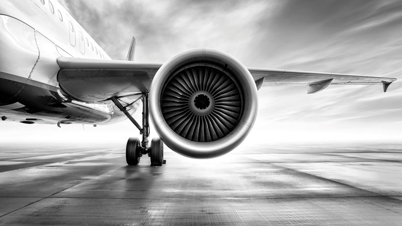 Optical 3D measurement in the aerospace industry